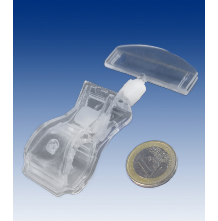 Large clip + holder/hanger/gripper