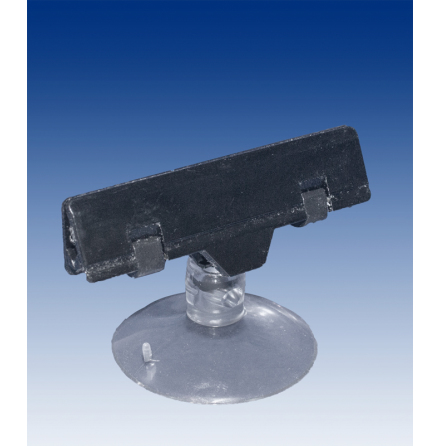 Suction cup 50mm-gripper 80mm black