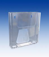 Plasticpockets for frame