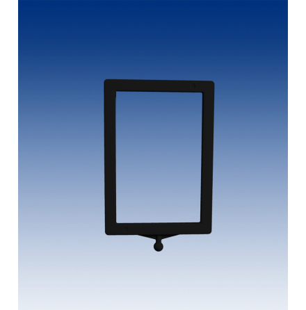 A6 frame, vertical