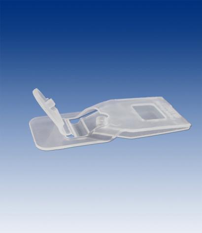 Anti-glide swing tag 25x27mm