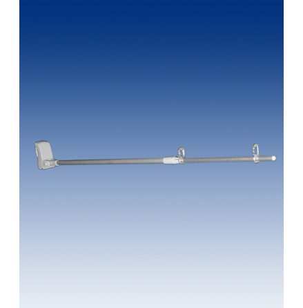 Banner hanger telescopic 570-950mm, magnet