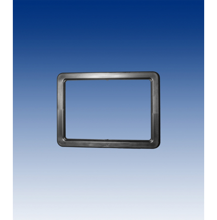 A5 frame, black-horizontal