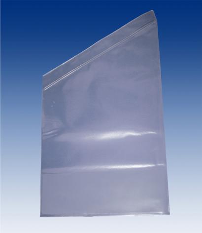 Flag with pocket - Transparent