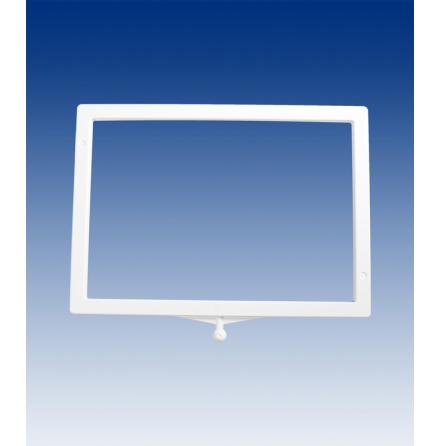 A6 frame white (L)