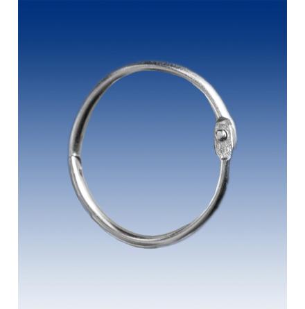Binding ring nickel-plated