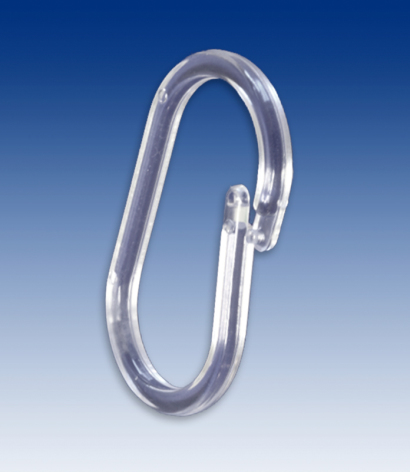 Lockable Ring 50mm clear