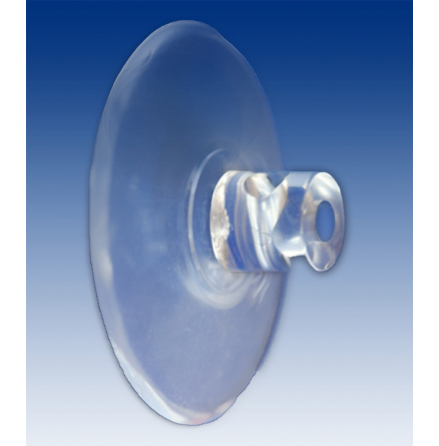 Suction cup 50mm+clear grip