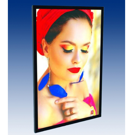 Magnetic LED lightbox