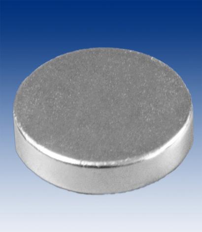 Magnet D 15 x 3,5mm, can handle 2,7kg