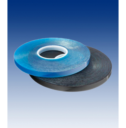 Sticky tape 0,5x12mm 50m, transp.