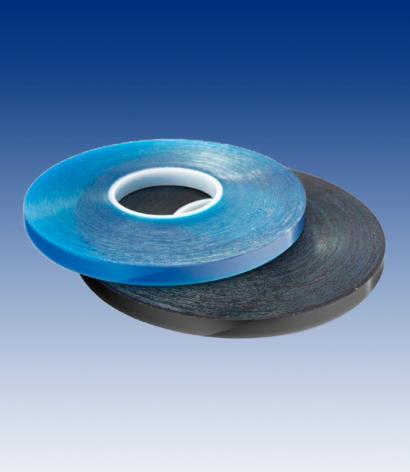Sticky tape 0,5x12mm 50m, transp.