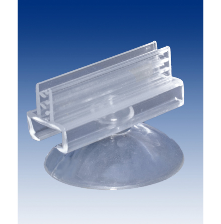 Suction cup 42mm+sign holder